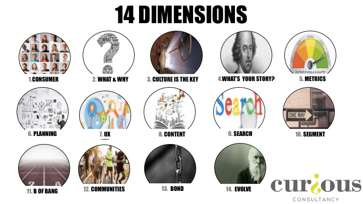 The 14 Dimensions of Successful Brands!